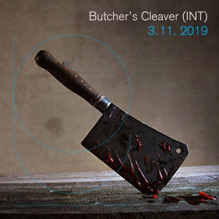 Butcher's Cleaver